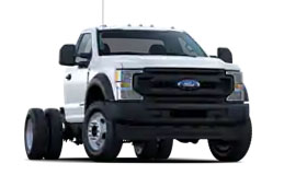 Super Duty Chassis Cab F-550 XL