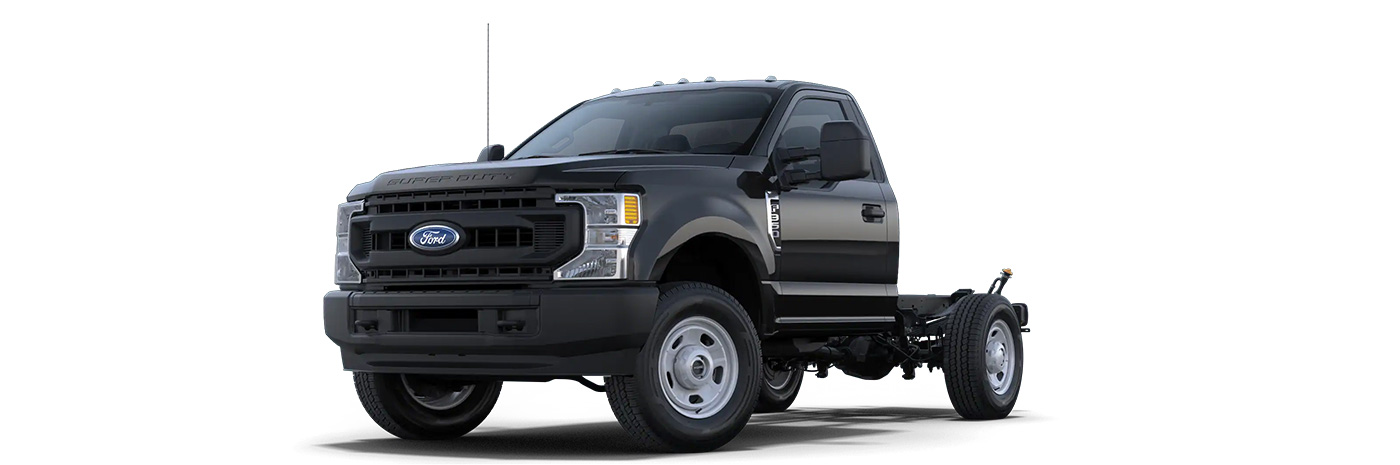 2020 Ford Super Duty Chassis Cab Main Img