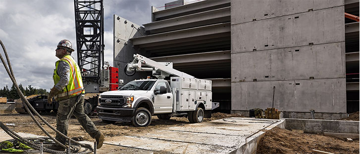 2020 Ford Super Duty Chassis Cab performance
