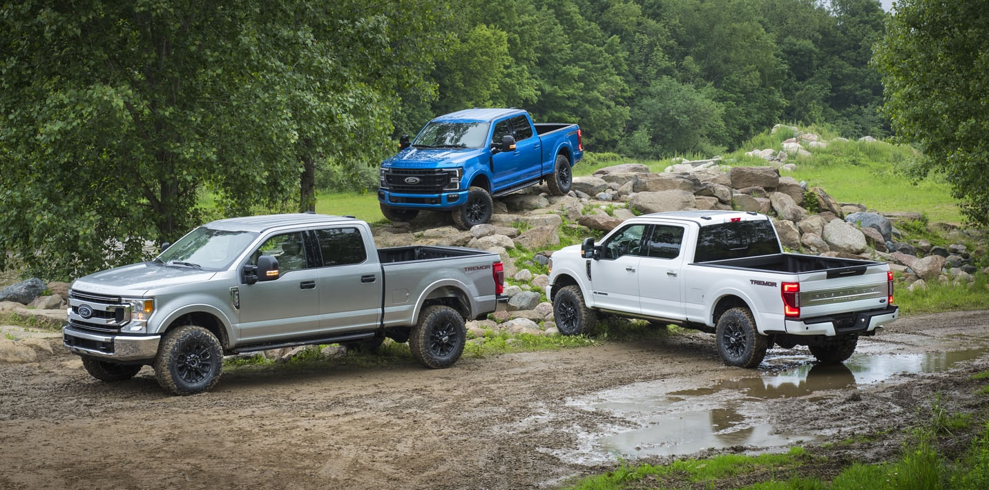 2020 Ford Super Duty Appearance Main Img