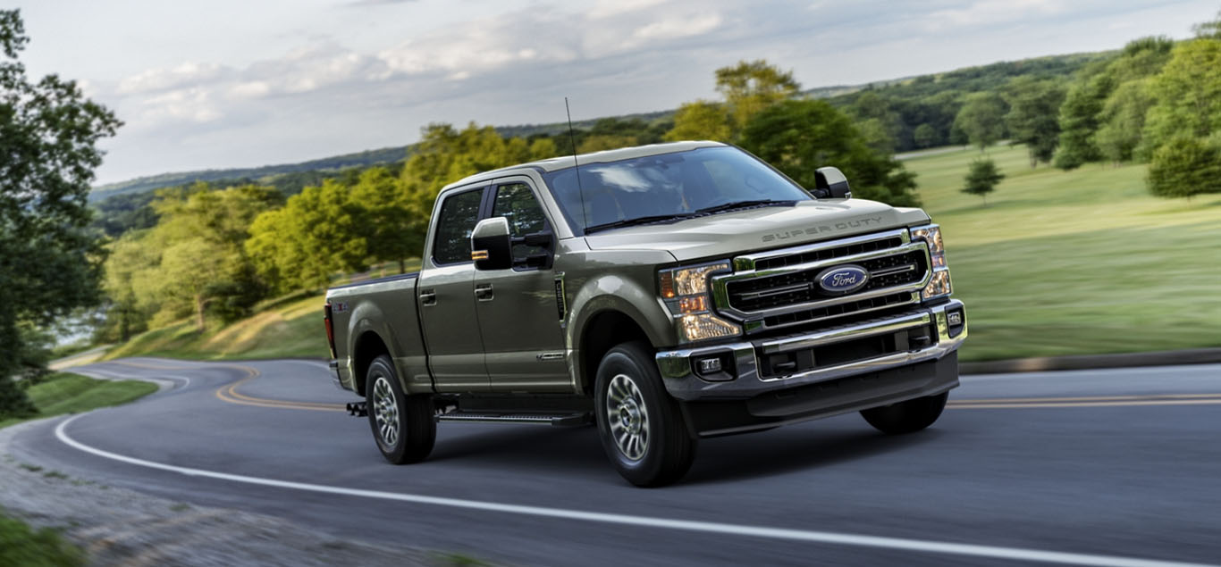 2020 Ford Super Duty Safety Main Img