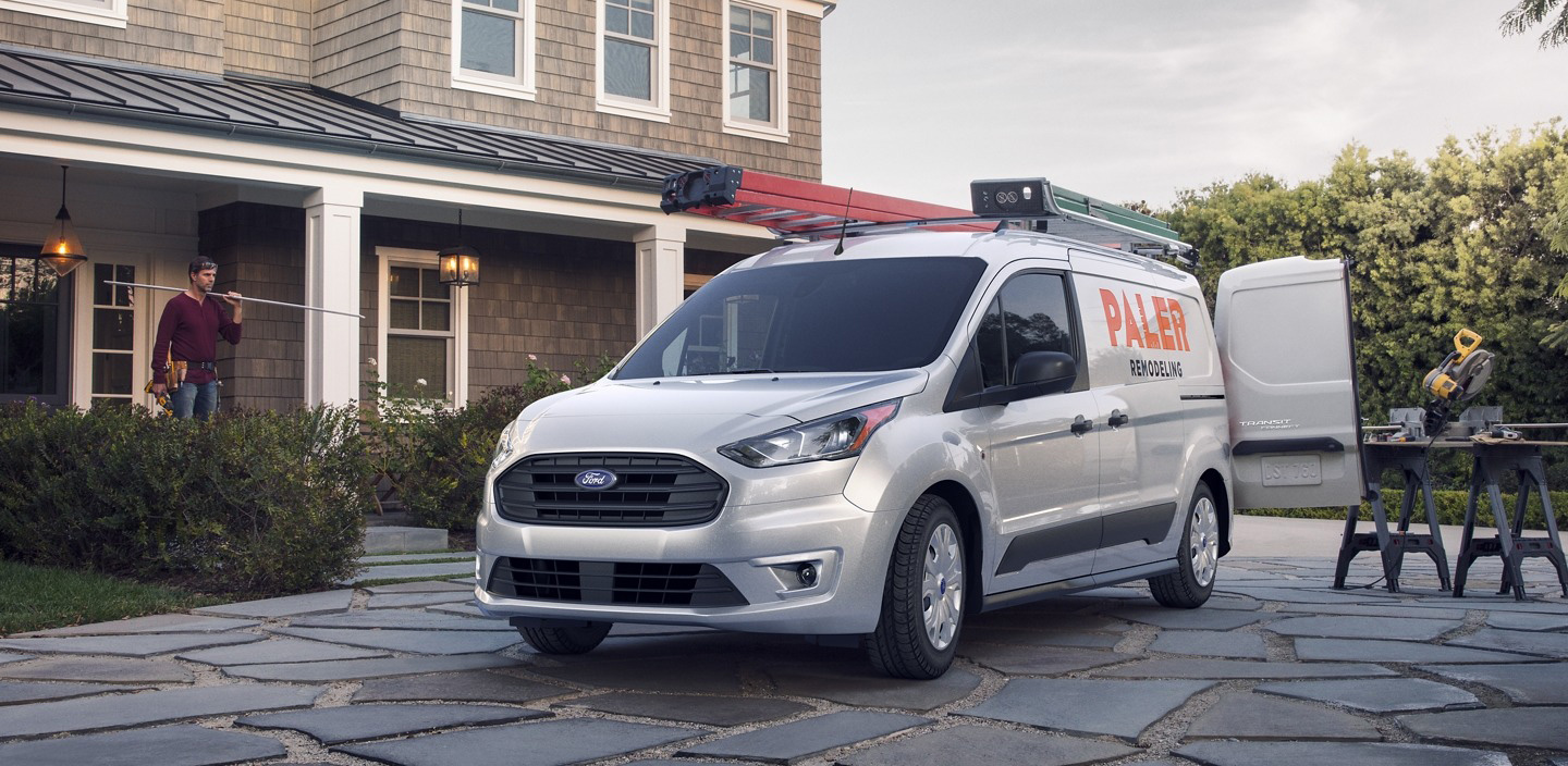 2020 Ford Transit Connect Cargo Van Appearance Main Img