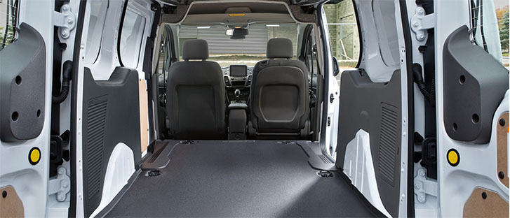 2020 Ford Transit Connect Cargo Van comfort