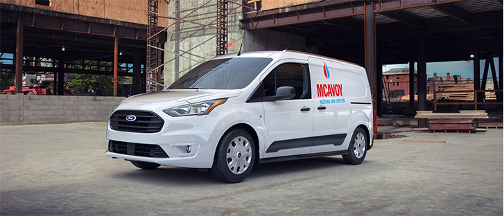 2020 Ford Transit Connect Cargo Van safety