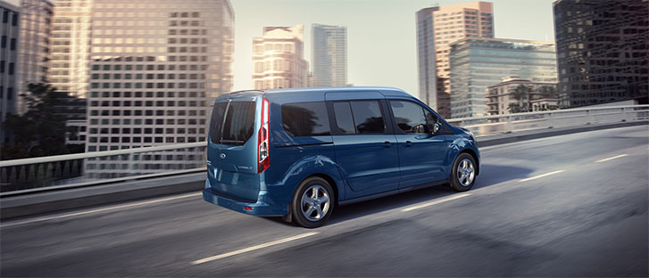 2020 Ford Transit Connect Passenger Wagon performance