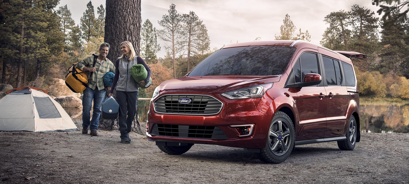2020 Ford Transit Connect Passenger Wagon Safety Main Img