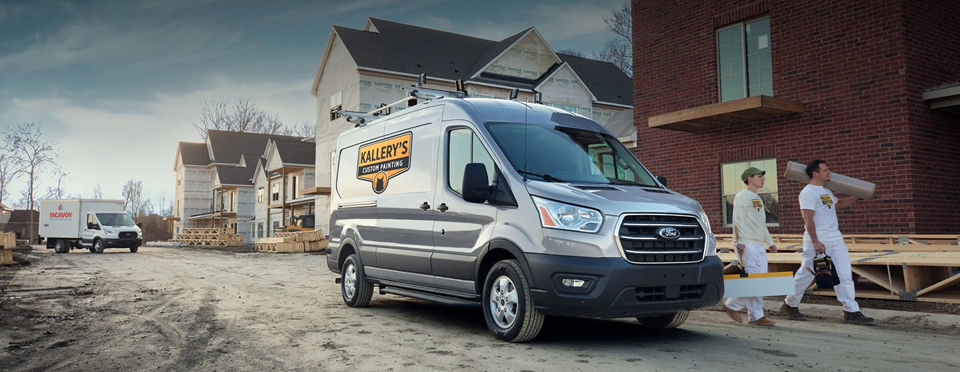 2020 Ford Transit Appearance Main Img