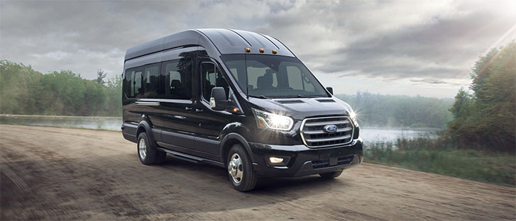2020 Ford Transit performance