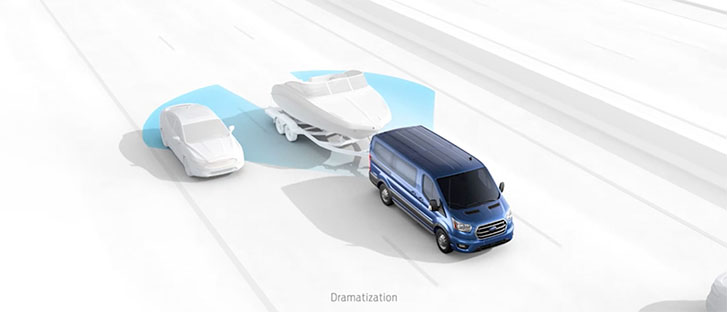 2020 Ford Transit safety