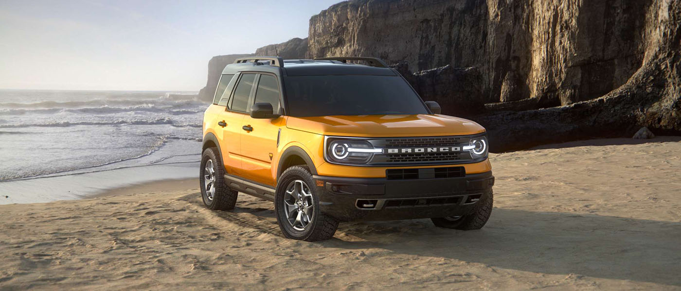 2021 Ford Bronco Sport Appearance Main Img