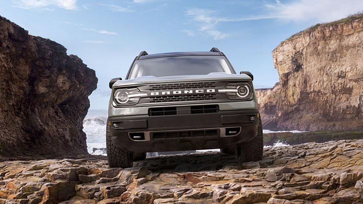 2021 Ford Bronco Sport appearance