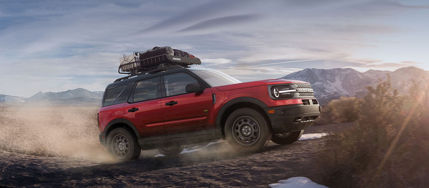 2021 Ford Bronco Sport Main Img