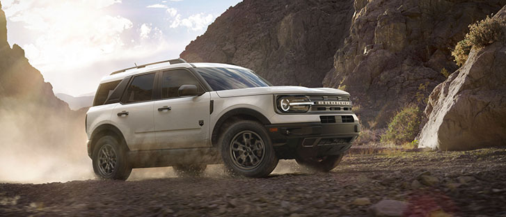 2021 Ford Bronco Sport performance