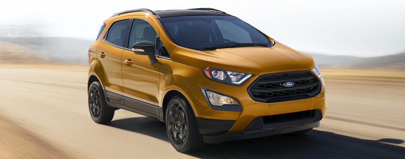 2021 Ford Ecosport Appearance Main Img