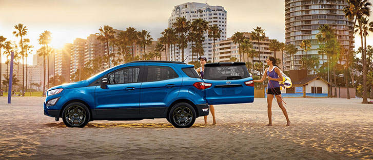 2021 Ford Ecosport appearance