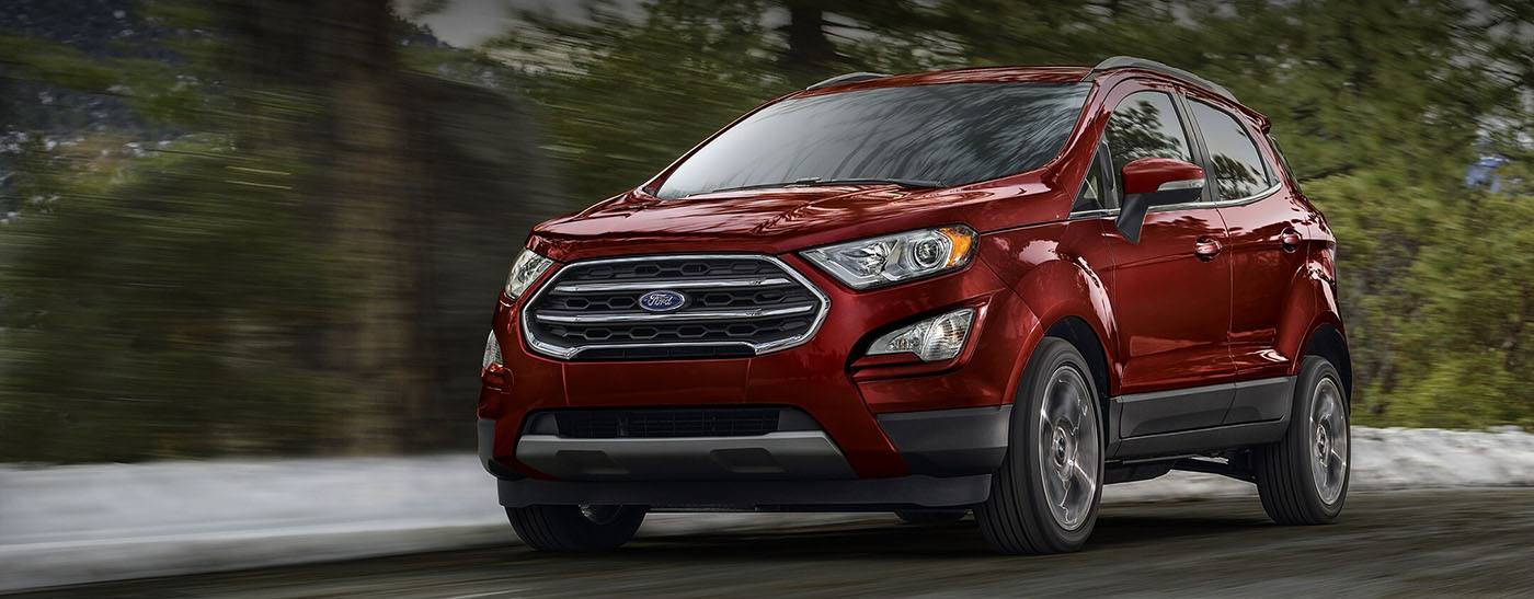 2021 Ford Ecosport Main Img