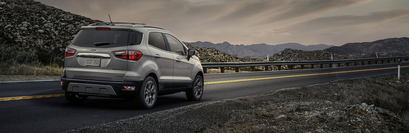 2021 Ford Ecosport Safety Main Img