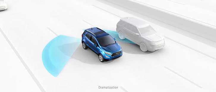 2021 Ford Ecosport safety