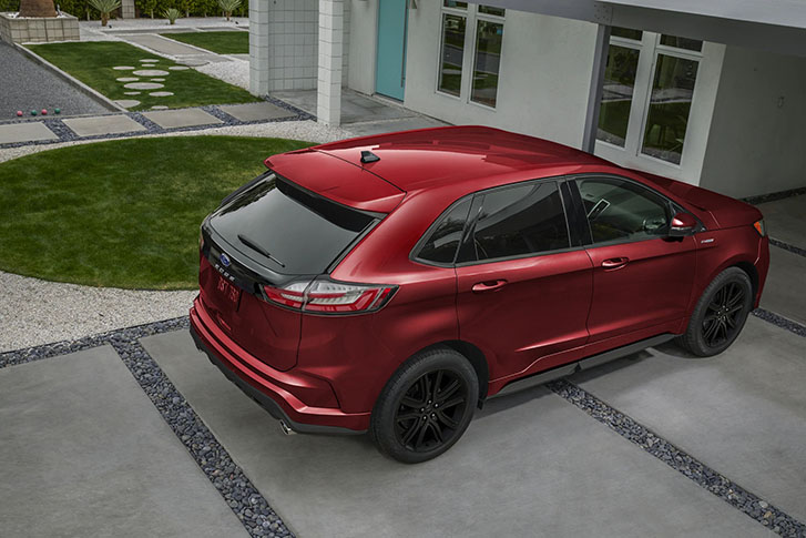 2021 Ford Edge appearance
