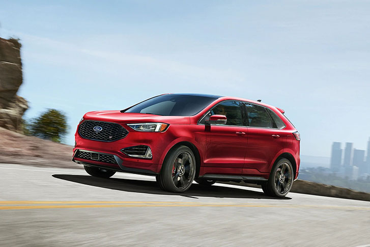 2021 Ford Edge performance
