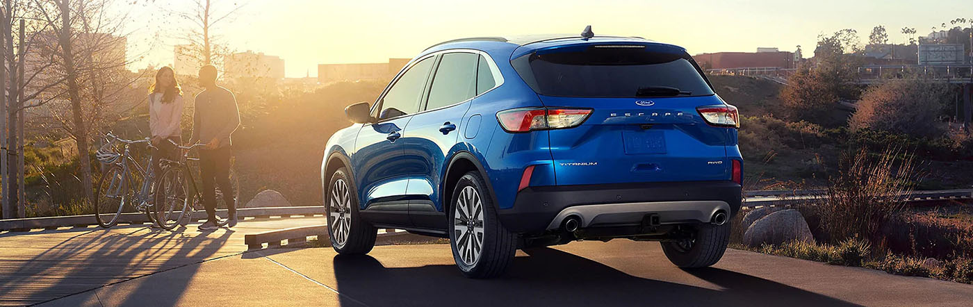 2021 Ford Escape Appearance Main Img