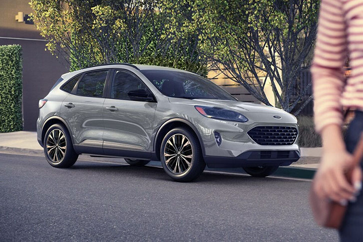 2021 Ford Escape appearance