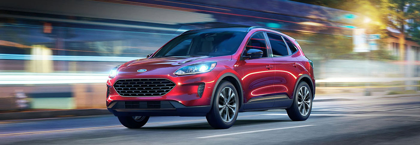 2021 Ford Escape Main Img