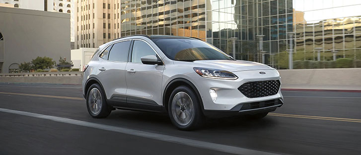 2021 Ford Escape performance