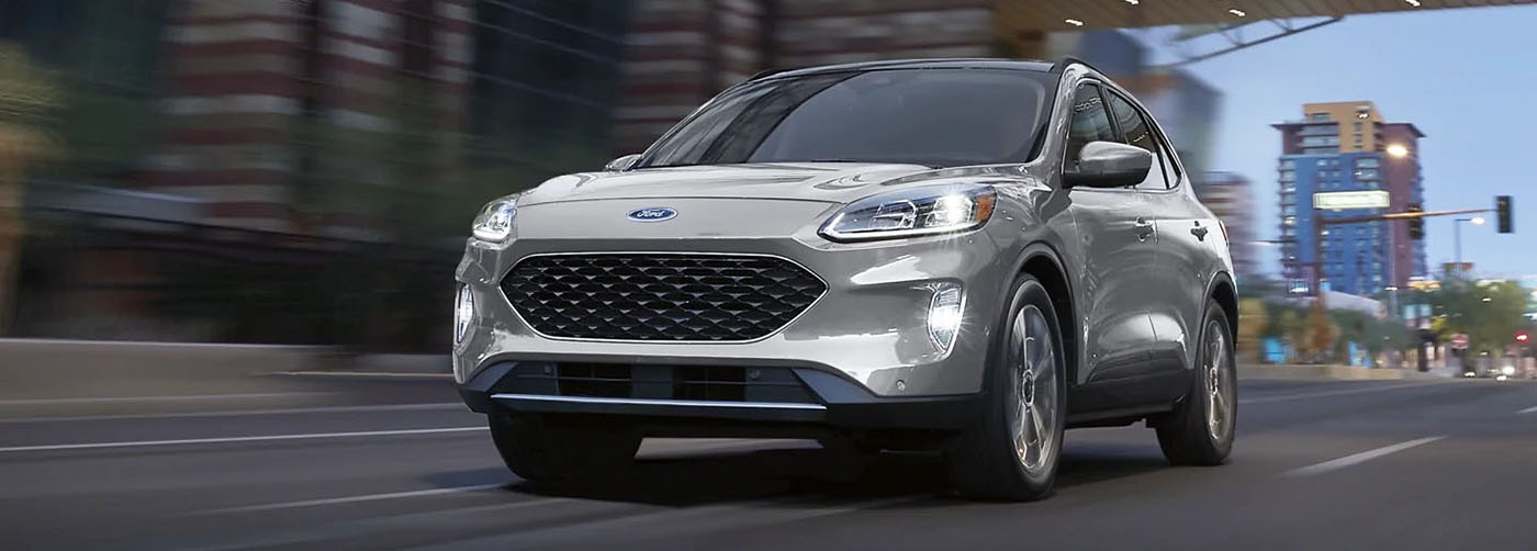 2021 Ford Escape Safety Main Img