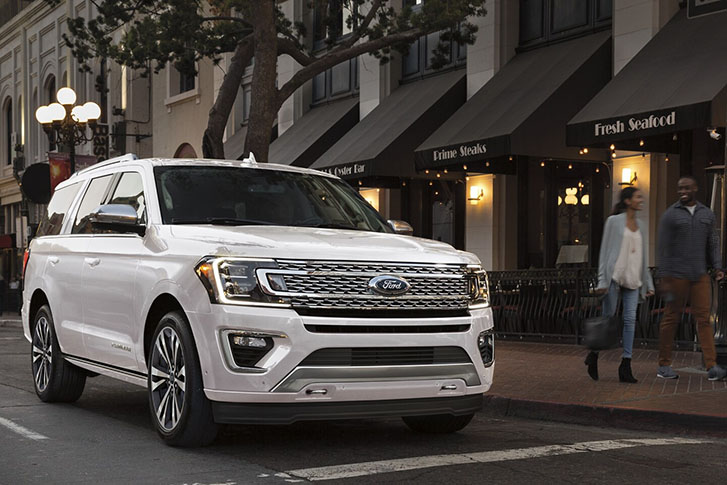 2021 Ford Expedition appearance