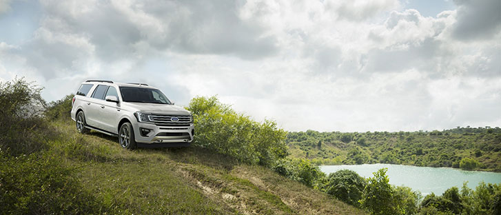 2021 Ford Expedition safety