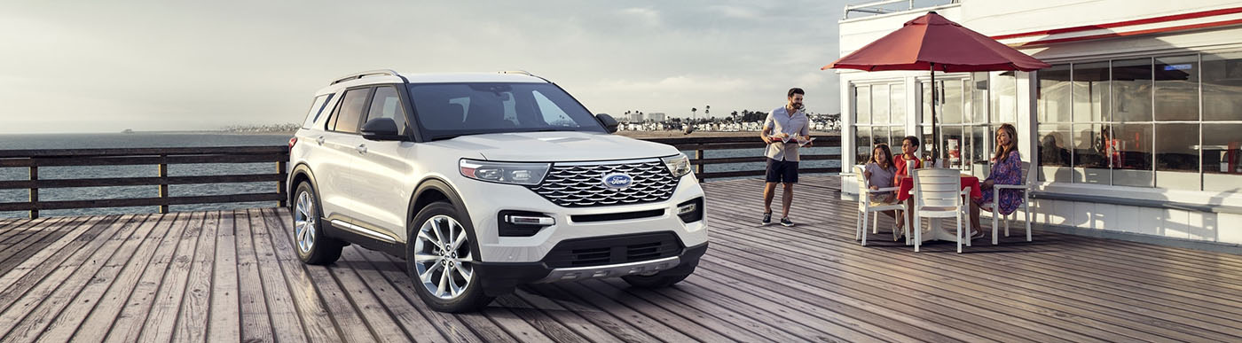 2021 Ford Explorer Appearance Main Img