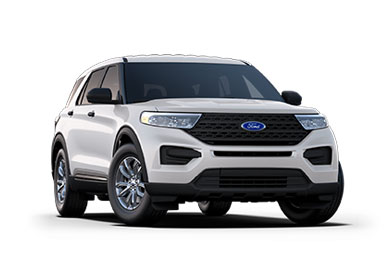 2021 Ford Explorer in Salt Lake City