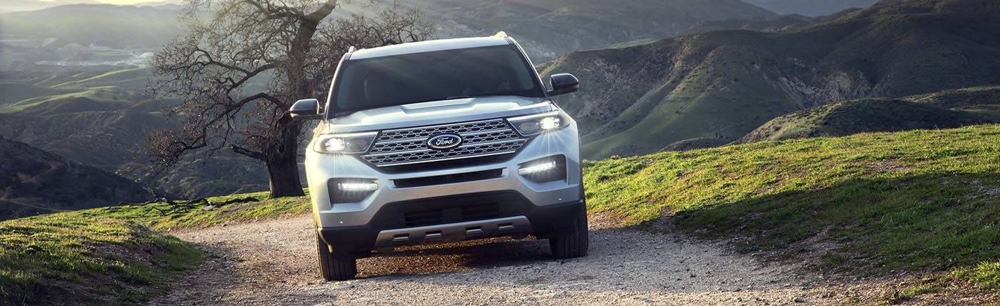 2021 Ford Explorer Safety Main Img
