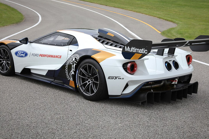 2021 Ford GT appearance