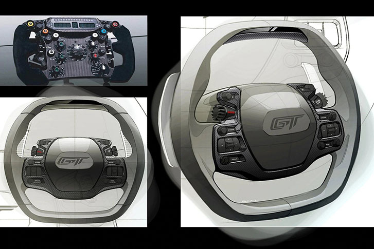 2021 Ford GT comfort