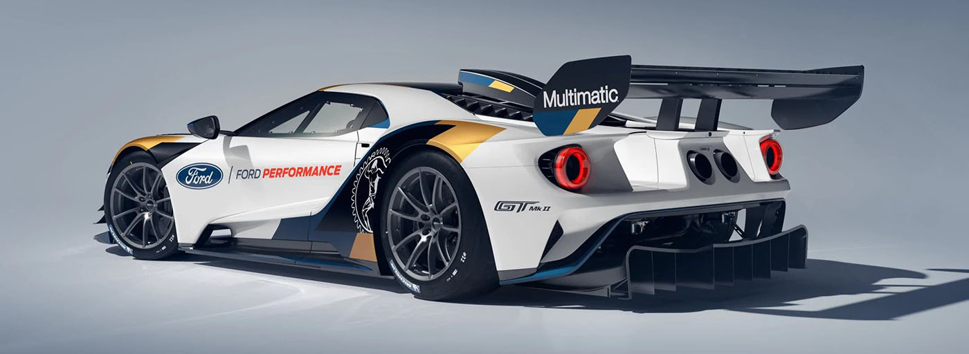 2021 Ford GT Main Img