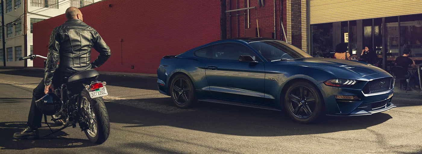 2021 Ford Mustang Appearance Main Img