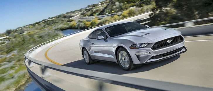 2021 Ford Mustang performance