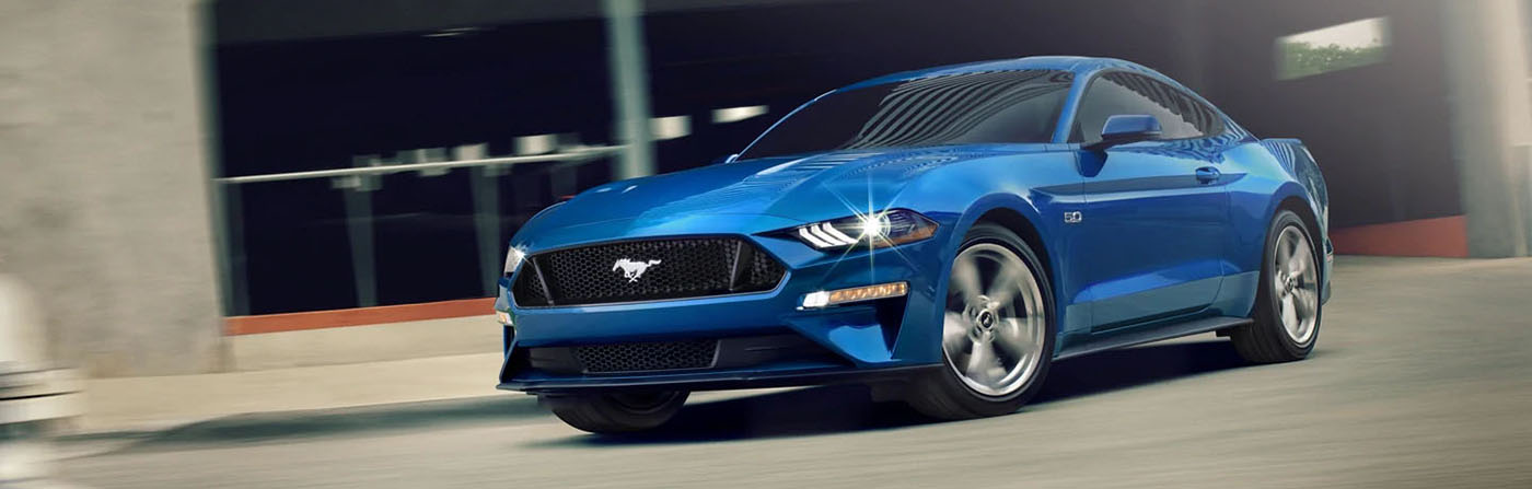 2021 Ford Mustang Safety Main Img
