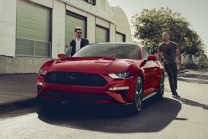 2021 Ford Mustang safety