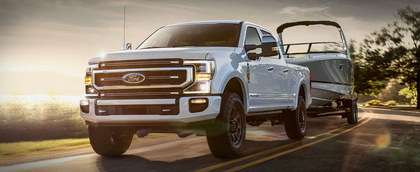 2021 Ford Super Duty Main Img
