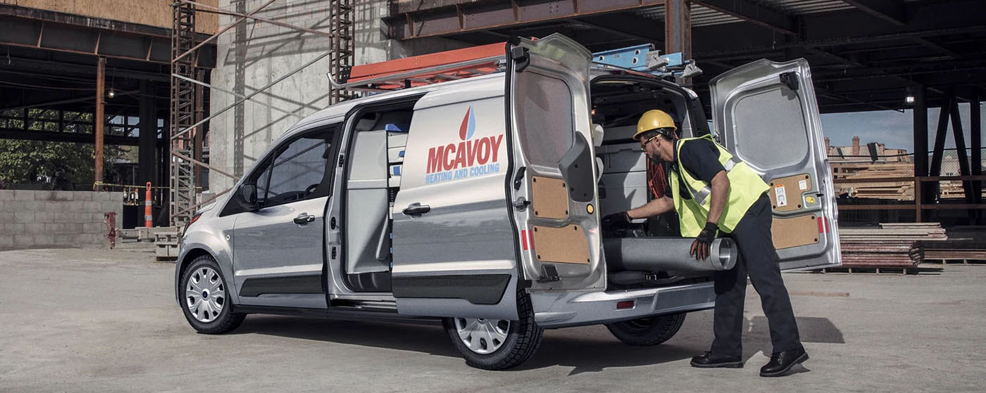 2021 Ford Transit Connect Cargo Van Appearance Main Img