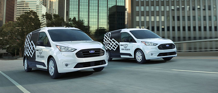 2021 Ford Transit Connect Cargo Van appearance