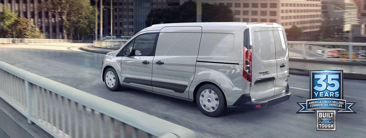 2021 Ford Transit Connect Cargo Van Main Img