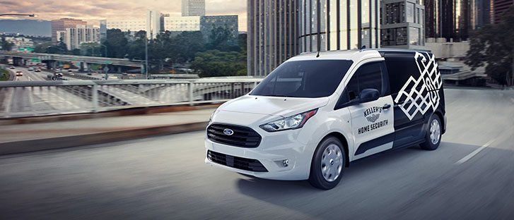 2021 Ford Transit Connect Cargo Van performance