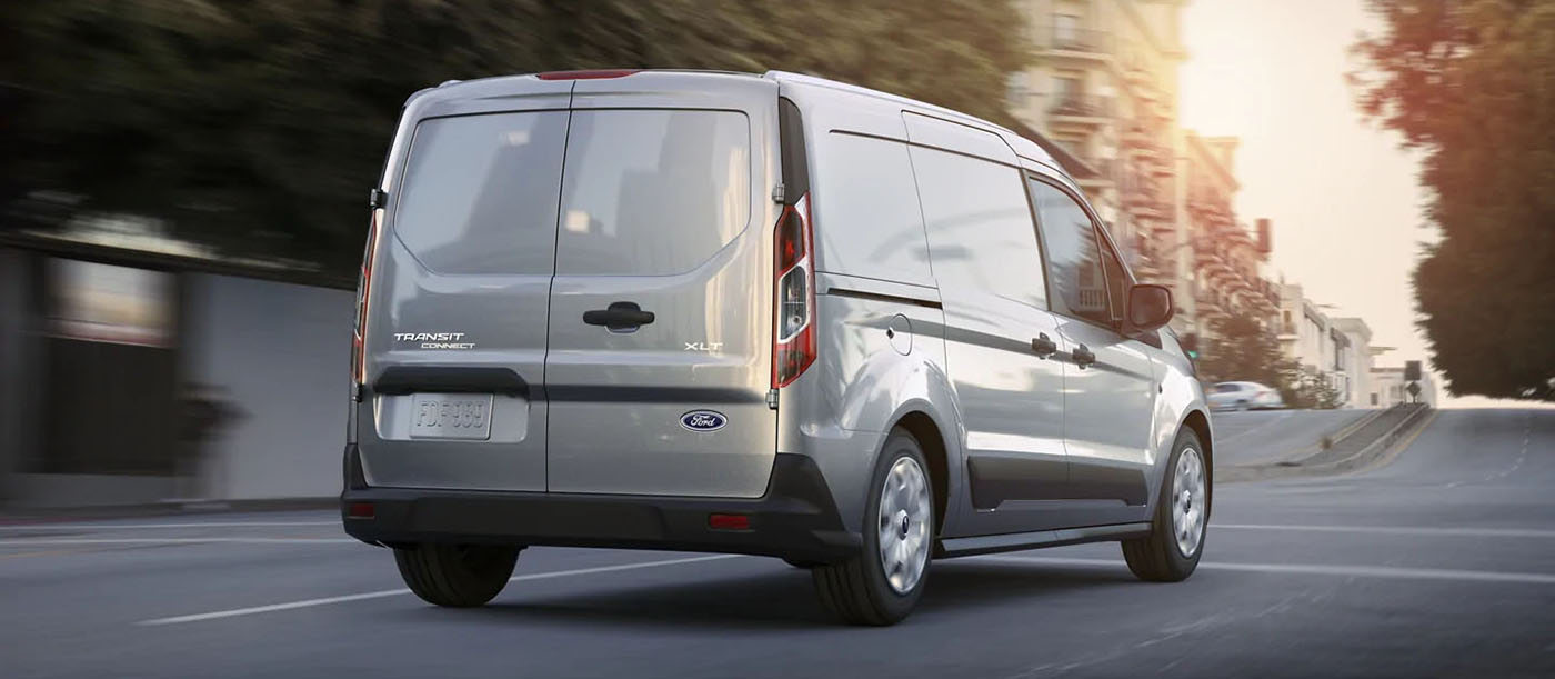 2021 Ford Transit Connect Cargo Van Safety Main Img