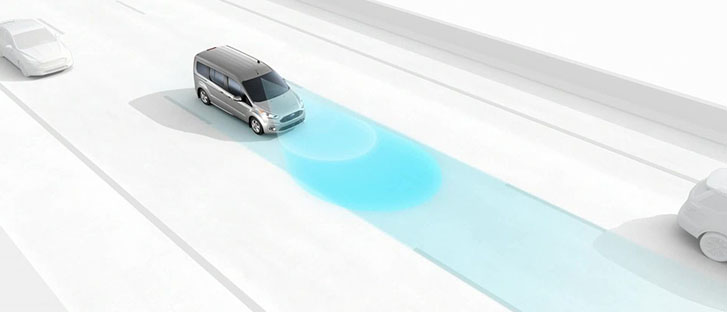 2021 Ford Transit Connect Cargo Van safety