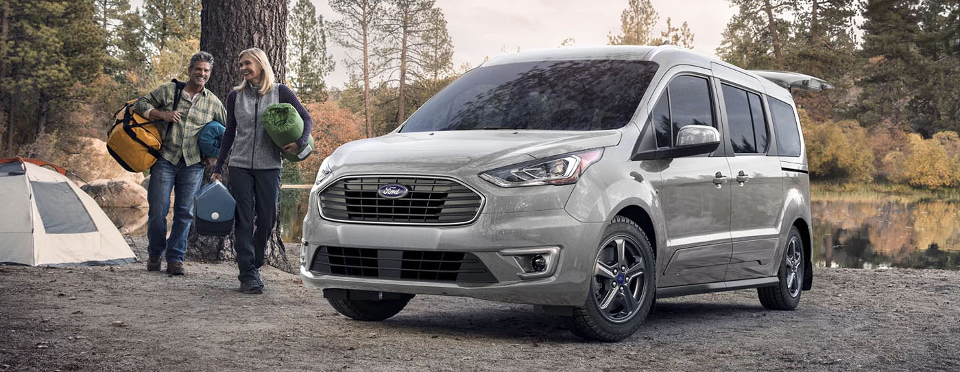 2021 Ford Transit Connect Passenger Wagon Appearance Main Img