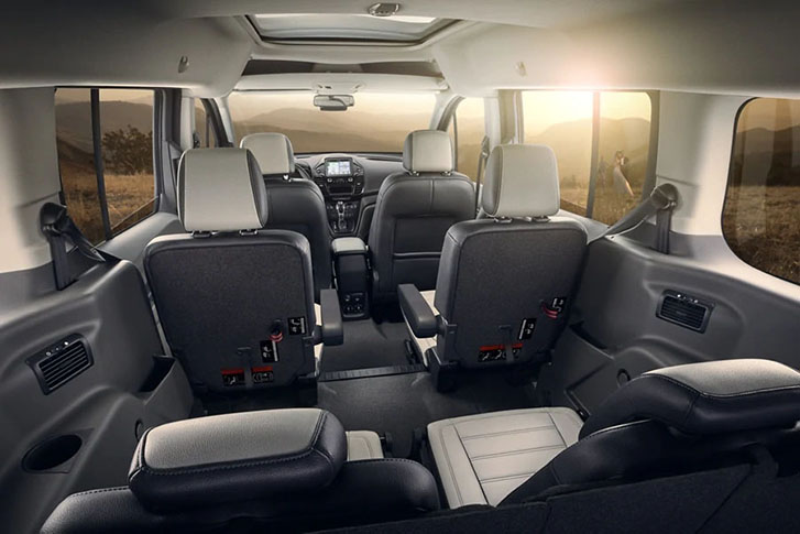 2021 Ford Transit Connect Passenger Wagon appearance